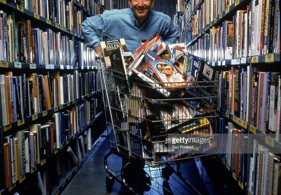 Jeff Bezos Buying Books