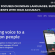 Bengaluru Based Startup Developing Speech-To-Text Technology For Indian Regional Languages