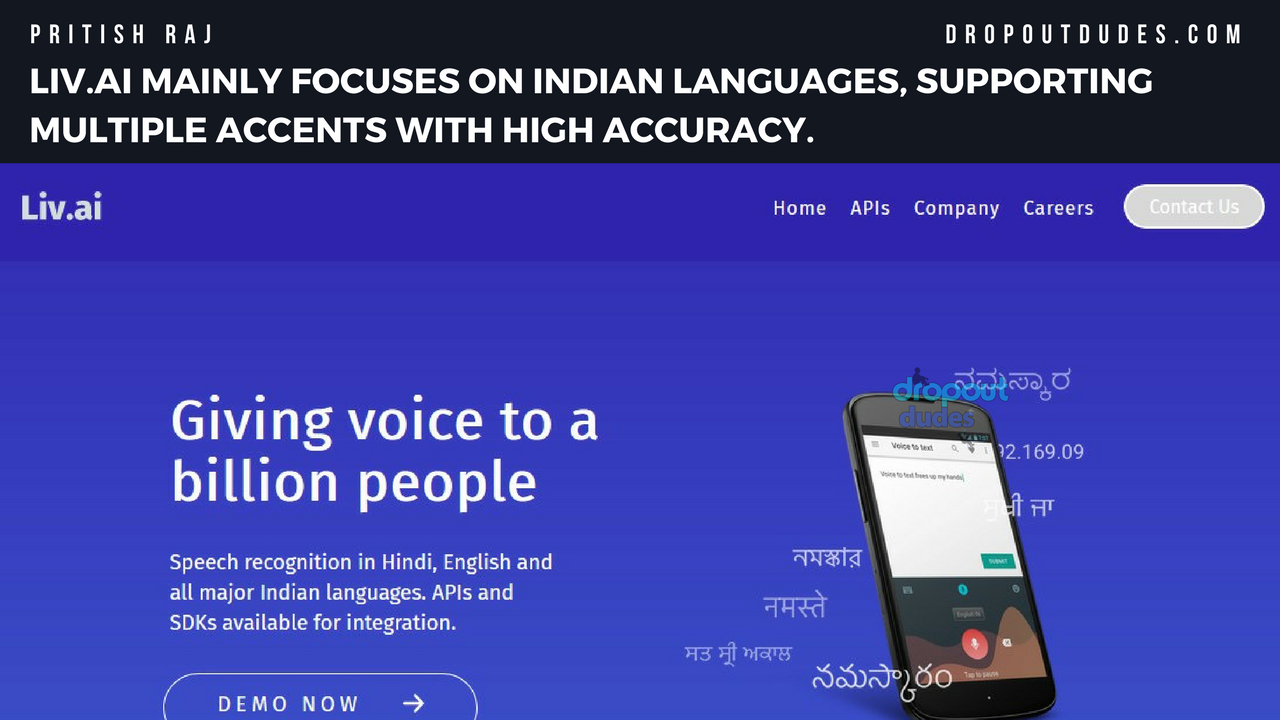 Bengaluru Based Startup Developing Speech-To-Text Technology For Indian Regional Languages  12 – speech recognition