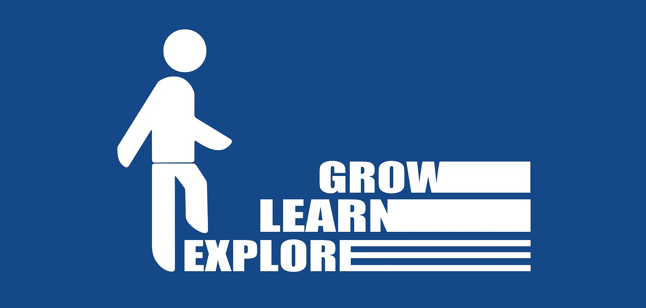 Learn grow explore successful startup