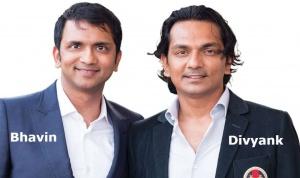 Bhavin and Divyank Turakhia