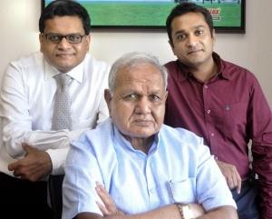 Vijay Sales Founders