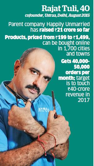 Rajat Tuli Economic Times Interview