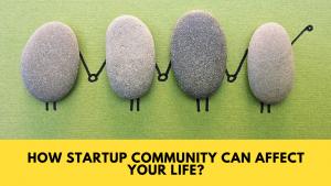 Startup communities on facebook