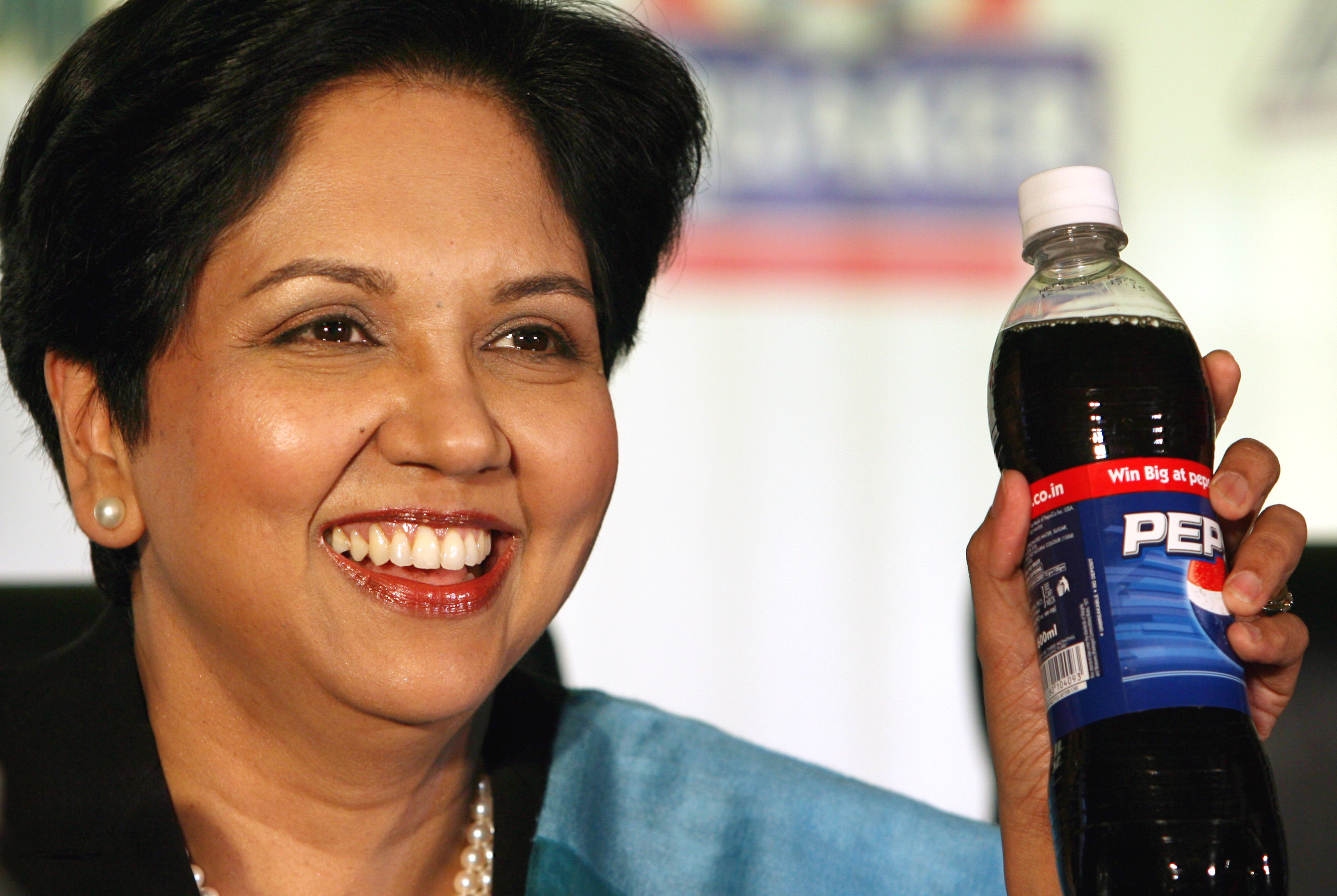 INDRA NOOYI – From A Night Time Receptionist To CEO of World's leading food & beverage Company Pepsi Co  13 – Indra Nooyi