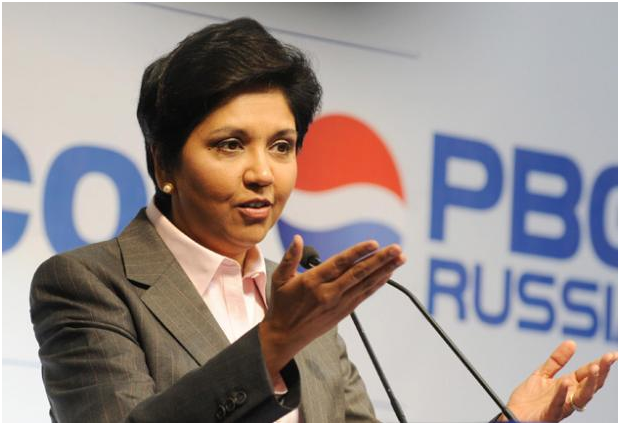 Success of Indra Nooyi