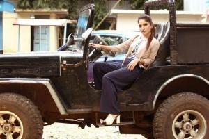 Neha Chowdhury modeling photo shoots