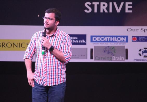 Author Food Blogger Writer Nikhil
