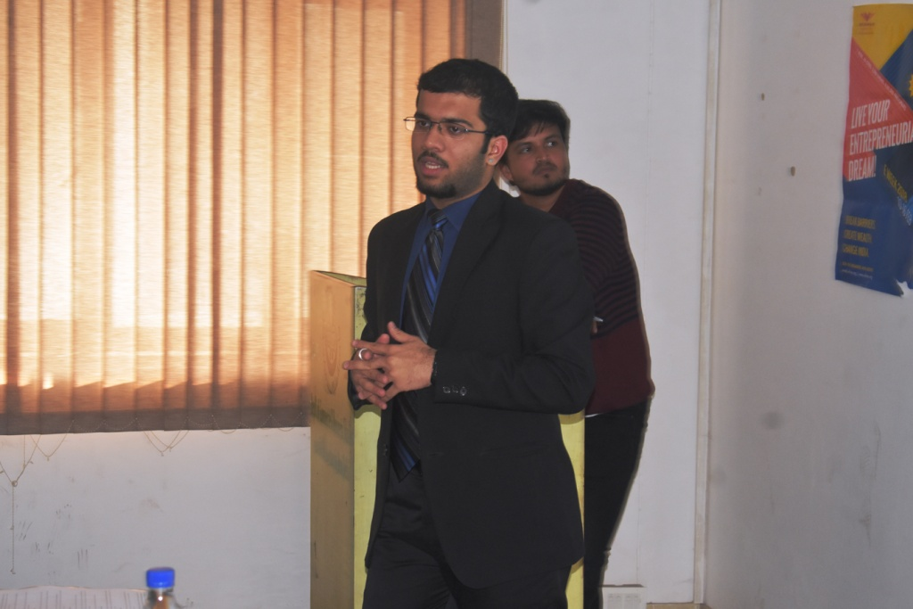 Nikhil Kamath Speech