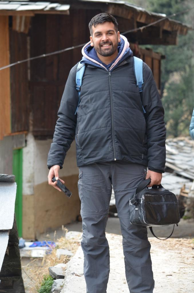 Anshal Jain, The Marketing Mind of Weekend Refuge