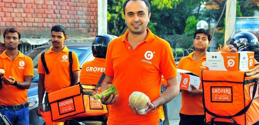 Grofers Growth