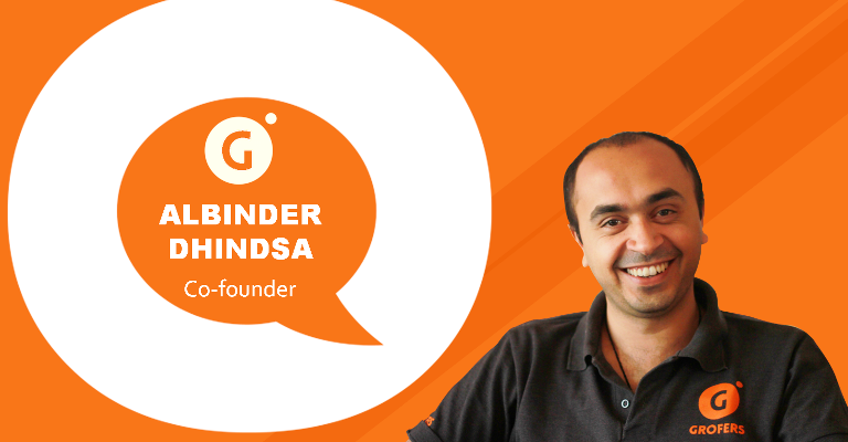 Success Story of Albinder Dhindsa- Cofounder of Grofers