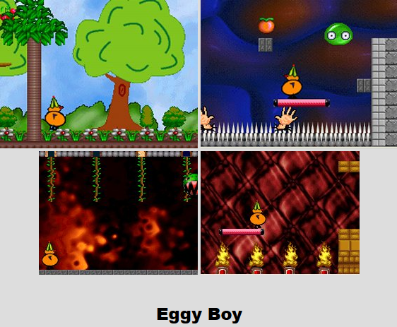 Eggy Boy Game by Ludo King founder