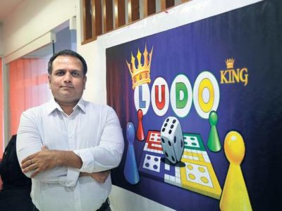 Vikash Ludo king founder