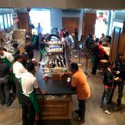 Starbucks India Store Success
